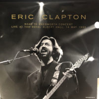 Eric Clapton - Westwood One Road To Knebworth - Concert Live At The Royal Albert Hall. 14 May. 1990