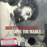 RSD - Monty Alexander - Love You Madly - Live at Bubba's (2LP)
