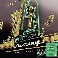RSD - Ocean Colour Scene - Saturday (2LP/180G/Neon Green Vinyl)
